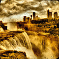 Niagara Falls by Gothicrow Images