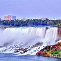 Niagara Falls by Kathleen Struckle