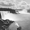 Niagara Falls Maid Of The Mist by Underwood Archives