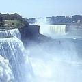 Niagara Falls - New York by Mike McGlothlen