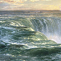 Niagara by Louis Remy Mignot