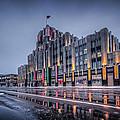 Niagara Mohawk Syracuse by Everet Regal