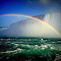 Niagara Rainbow by Garrett Nyland