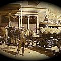 Niagra Carting Wagon Extras The Great White Hope Set Globe Arizona 1969-2014 by David Lee Guss