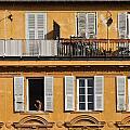 Nice France by Janee Hartman