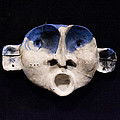 Nico Cobalt Mask by Mark M  Mellon