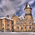 Nicolet School In High Dynamic Range by Thomas Young