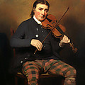 Niel Gow - Violinist And Composer by Mountain Dreams