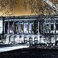 Night At The Library IIi by Robert Culver