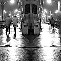 Night Bridge by Martin Konopacki