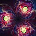 Night Flower by Anastasiya Malakhova