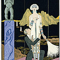 Night by Georges Barbier