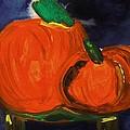 Night Pumpkins by Mary Carol Williams