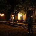 Night Station by Scott Yeomans