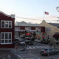 Nightfall Over Monterey Cannery Row California 5d25146 by Wingsdomain Art and Photography