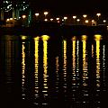 Nightime Reflections by Kathleen Odenthal