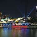 Nightlife At Clarke Quay Singapore by Jit Lim