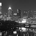 Nighttime In Philadelphia by Alice Gipson