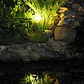 Nighttime Reflection by Debbie Finley