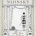 Nijinsky Title Page by Georges Barbier