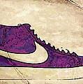 Nike Blazers Purple by Alfie Borg