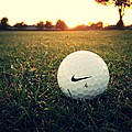 Nike Golf Ball by Derek Goss