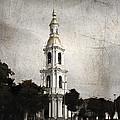Nikolsky Cathedral by Elena Nosyreva