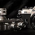 Nikon by Curtis Cabana