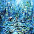 Nina Artista  by Heather Calderon