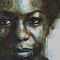 Nina Simone Ain't Got No by Paul Lovering
