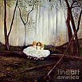 Ninas En El Bosque by Ada Gabriela Galvez-Mata Escalante