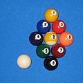 Nine Ball Rack. by Christopher Rowlands