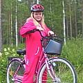 Nine Million Bicycles - Sweden. by  Andrzej Goszcz
