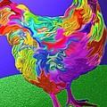 Nini's Hen by Marie Clark