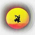 Ninja Duel In The Sun by Bill Cannon