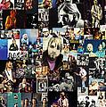 Nirvana Collage by Taylan Apukovska