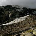 Nisqually Glacier by Sharon Elliott