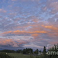 Nisqually Valley Sunset by Sean Griffin