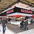 Nissan Area by Valentino Visentini