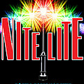 Nite Lite Book Cover by Mike Nellums