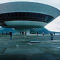 Niteroi Contemporary Art Museum by Panoramic Images