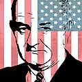 Lyndon Johnson by Dan Sproul