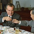 Nixon In China. President Richard Nixon by Everett