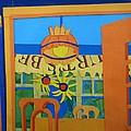 Nj Sunflowers by Debra Bretton Robinson