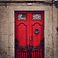 No. 24 - The Red Door by Mary Machare