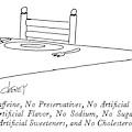 No Caffeine by Tom Cheney