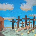 No Cross No Crown 1 by Barbara Evans