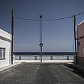 No Entry To The Sea by Olaf Reinen