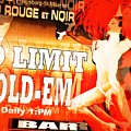 No Limit Hold-em by David Coleman
