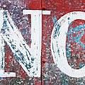 No by Luis Alvarenga